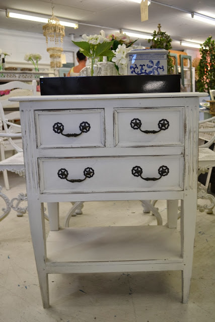 Around The Shop Amp Latest Workshop Pieces Using Chalk Paint