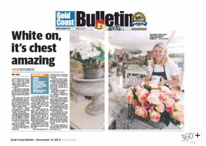 Gold Coast Bulletin & Courier Mail Your Business Story